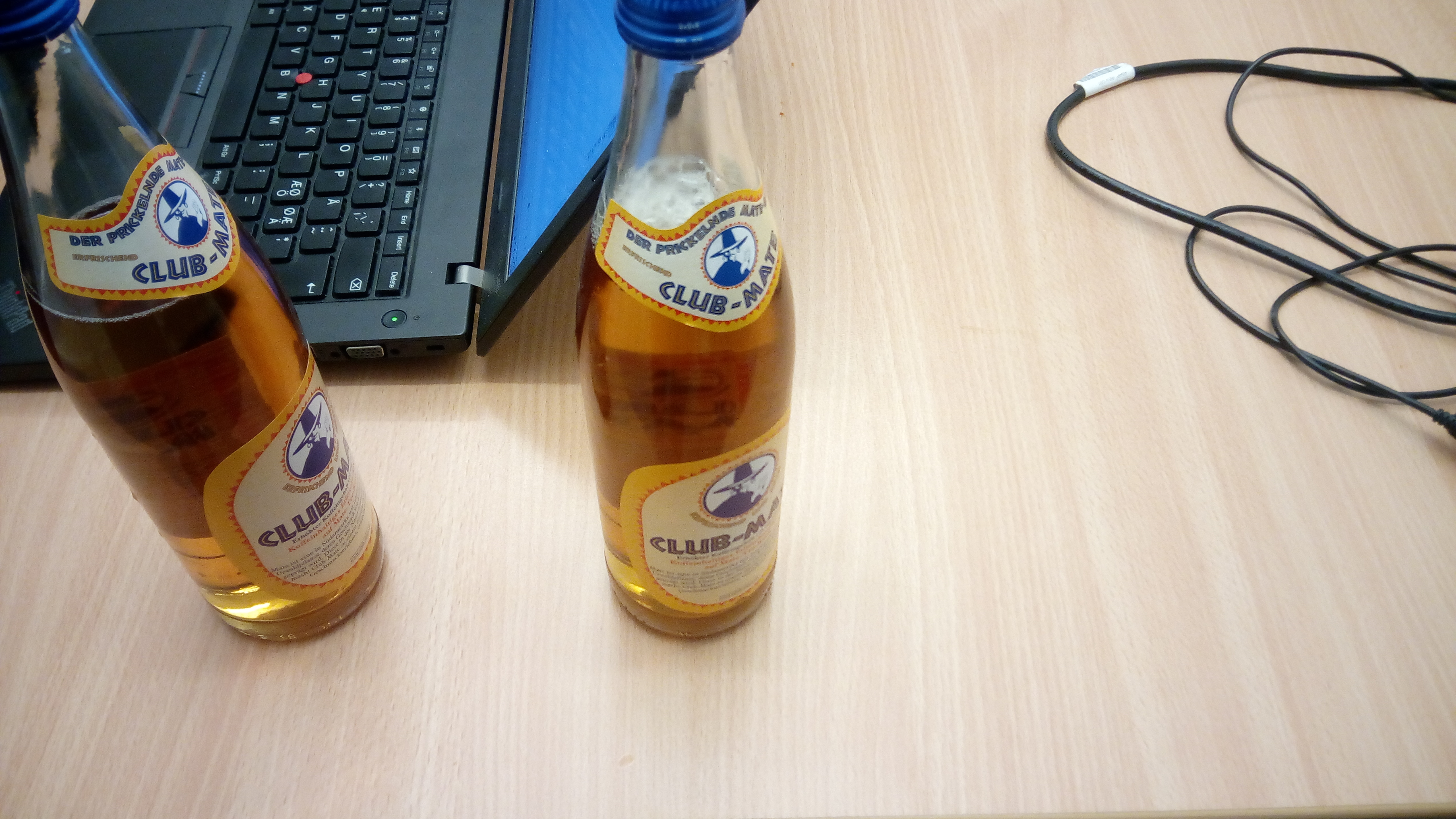 Club-Mate drink